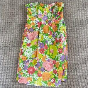 Floral Shoshanna Dress